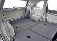 Объем багажника можно увеличить с 97 л в семиместном исполнении до 1577 л – в двухместном