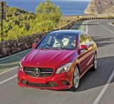 Mercedes-Benz CLA: младший брат CLS