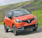 Renault Captur: смешение стилей