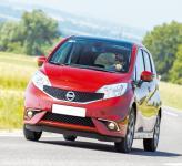 Nissan Note: курс на глобализацию