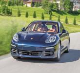 Porsche Panamera: модернизация