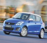 Suzuki Swift: легкое освежение