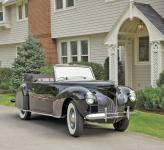 Lincoln Continental: роскошь и элегантность