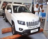 Столичное автошоу-2013: Jeep