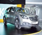 Столичное автошоу-2013: Opel