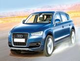 На дорогах появилась обновленная Audi Q7
