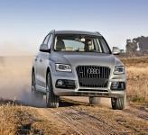 Audi Q5, Land Rover Freelander и Volvo XC60: соревнование вседорожников премиум-сегмента