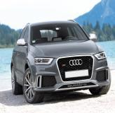 """Audi RS Q3: вседорожник с """"горячим"""" нравом"""