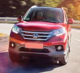 Honda CR-V, Toyota RAV4, Mazda CX-5: поединок вседорожников