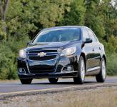 Chevrolet Malibu, Kia Optima, Peugeot 508: соревнование седанов D-класса