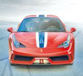 Ferrari 458 Speciale: на гоночном треке – как дома