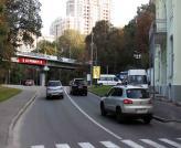 С начала будущего года начнется реконструкция Парковой дороги в Киеве