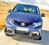 Honda Civic Tourer: практичный и оригинальный
