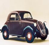"Fiat 500 Topolino: итальянский ""малыш"""