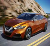 Nissan Sport Sedan - предвестник нового Maxima