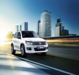 Volkswagen разработал спецверсию Tiguan Cityscape