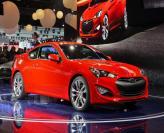 Hyundai представил новое купе