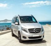 Mercedes-Benz V-Class: новый уровень