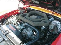 Самое же интересное у Firebird было под капотом - мощные двигатели могли выдавать 335 л. с.