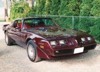 """К концу 1970-х годов Firebird начал терять """"мускулистую"""" форму, оставаясь при этом самым растиражированным автомобилем десятилетия"""