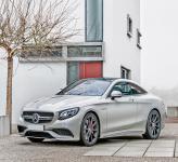 Mercedes-Benz S63 AMG Coupe: новый флагман в линейке