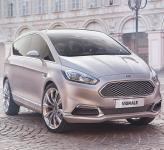 Ford S-Max Vignale: роскошный мини-вэн