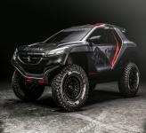 Peugeot возвращается в Дакар