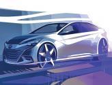 Honda представит два новых концепт-кара на Пекинском автосалоне Auto China 2014