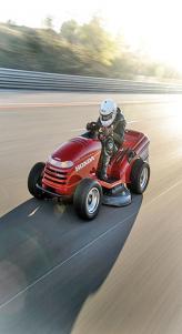 Тысячекубовая Honda Mean Mower попала в Книгу рекордов Гиннесса