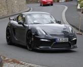 Самый мощный Porsche Cayman