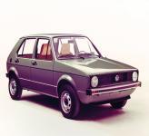 Volkswagen Golf: основатель С-класса