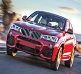 BMW X4: вседорожник с сердцем купе