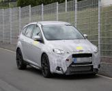 Ford Focus RS проходит последние тесты