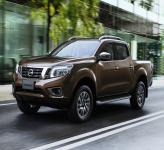 На базе Nissan Navara создадут вседорожник