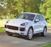 Porsche Cayenne: модернизация