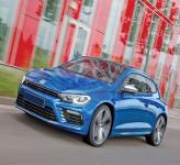Volkswagen Scirocco: освежение
