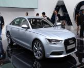 Компания Audi начала рассекречивать A6 2015 модельного года