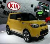 Kia Soul нового поколения получит полный привод