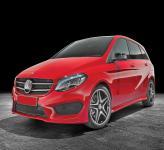 Mercedes-Benz B-Class: освежение