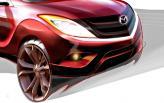 Mazda представила кроссовер CX-3