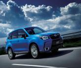 Subaru Forester в исполнении STI