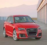 Audi RS3: мощнее, легче, быстрее