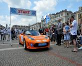 Знаменитый автопробег Electric Marathon стартует в Киеве