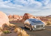 Mercedes-Benz F015 Luxury in Motion: в будущее – на автопилоте