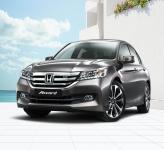 Honda Accord уходит с европейского рынка