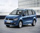 Volkswagen Sharan обновлен
