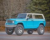 Вседорожная семерка Jeep