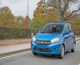 Suzuki Celerio: наследник Alto и Splash