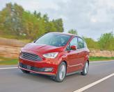 Ford C-Max: мини-вэн с задорным нравом