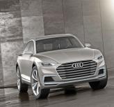 Audi Prologue Allroad предваряет новый А8